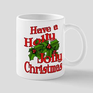 Holly Jolly Xmas Mug