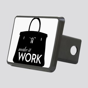 Project Runway Rectangular Hitch Cover