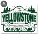 Green Yellowstone Puzzle