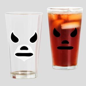 El Santo Drinking Glass