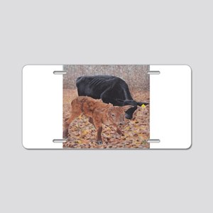 Watchful Mom Aluminum License Plate