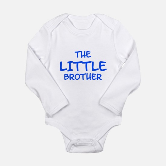 The Little Brother Infant Creeper Body Suit