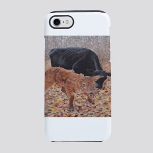 Watchful Mom iPhone 7 Tough Case