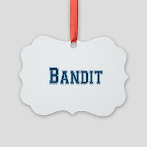 Bandit Picture Ornament