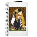 The Kiss - Two Bernese Journal