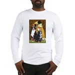The Kiss - Two Bernese Long Sleeve T-Shirt