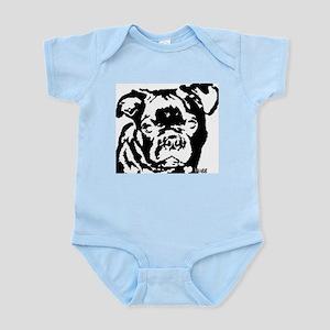 bugg_bw Infant Bodysuit