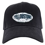 Yellowstone NP Blue Black Cap