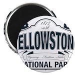 Yellowstone NP Blue 2.25