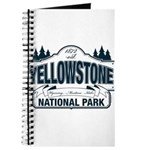 Yellowstone NP Blue Journal