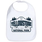 Yellowstone NP Blue Bib