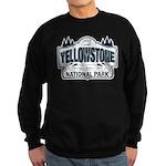 Yellowstone NP Blue Sweatshirt (dark)