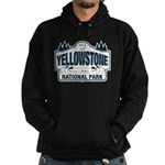 Yellowstone NP Blue Hoodie (dark)