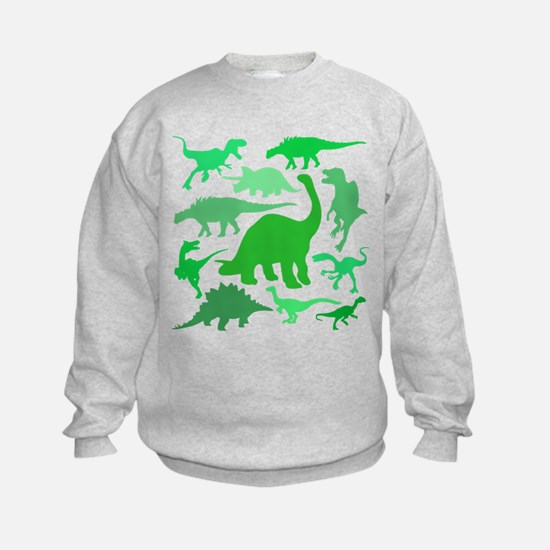 FUN! LOTS of DINOSAURS! Sweatshirt
