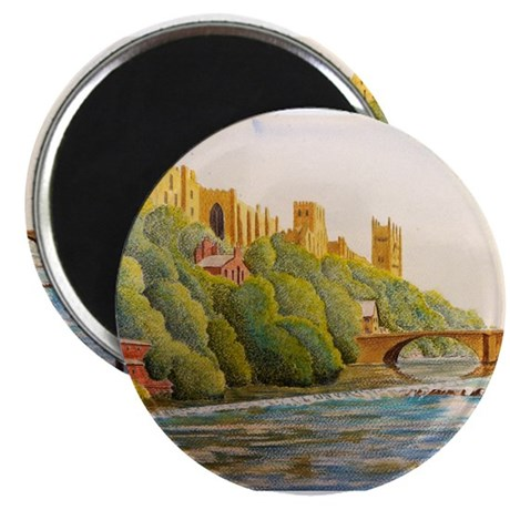 "Durham Cathedral 2.25"" Magnet (100 pack)"