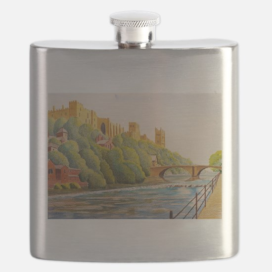 Durham Cathedral Flask