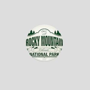 Rocky Mountain National Park Mini Button
