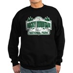 Rocky Mountain National Park Sweatshirt (dark)