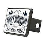 Rocky Mountain National Park Rectangular Hitch Cov
