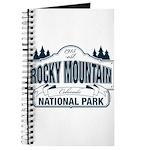 Rocky Mountain National Park Journal