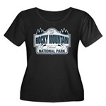 Rocky Mountain National Park Women's Plus Size Sco
