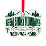 Great Smoky Mountains National Park Picture Orname