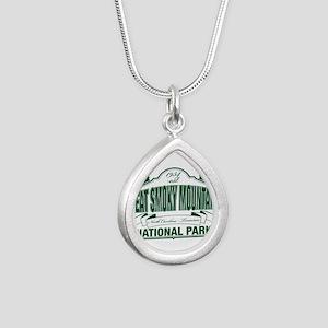 Great Smoky Mountains National Park Silver Teardro