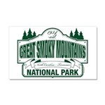 Great Smoky Mountains National Park Car Magnet 20