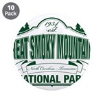 """Great Smoky Mountains National Park 3.5"""" Button (1"""