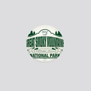 Great Smoky Mountains National Park Mini Button