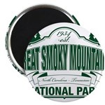 """Great Smoky Mountains National Park 2.25"""" Magnet ("""