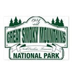 Great Smoky Mountains National Park Postcards (Pac