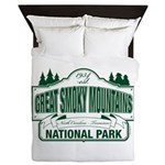 Great Smoky Mountains National Park Queen Duvet