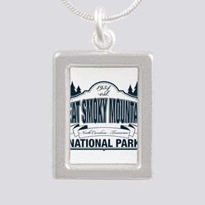 Great Smoky Mountains National Park Silver Portrai