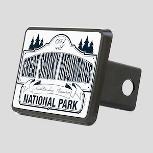 Great Smoky Mountains National Park Rectangular Hi