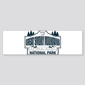 Great Smoky Mountains National Park Sticker (Bumpe