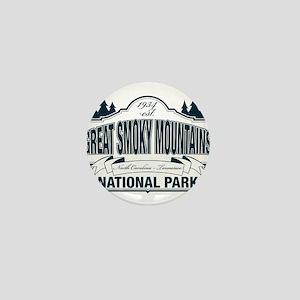 Great Smoky Mountains National Park Mini Button