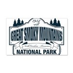 Great Smoky Mountains National Park 20x12 Wall Dec