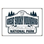 Great Smoky Mountains National Park Banner