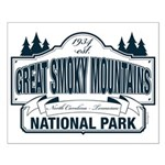 Great Smoky Mountains National Park Small Poster
