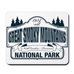 Great Smoky Mountains National Park Mousepad