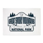 Great Smoky Mountains National Park 5'x7'Area Rug