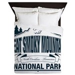 Great Smoky Mountains National Park Queen Duvet