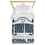 Great Smoky Mountains National Park Twin Duvet
