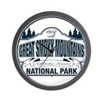 Great Smoky Mountains National Park Wall Clock