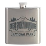 Great Smoky Mountains National Park Flask