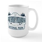 Great Smoky Mountains National Park Large Mug