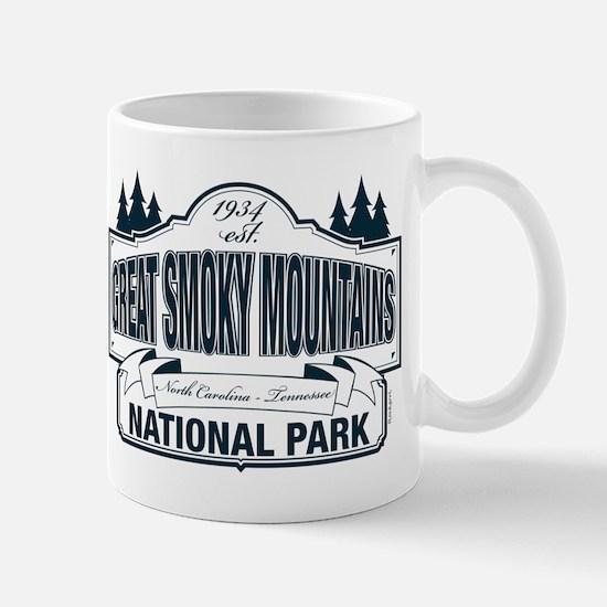 Great Smoky Mountains National Park Mug