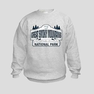 Great Smoky Mountains National Park Kids Sweatshir