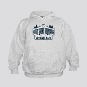 Great Smoky Mountains National Park Kids Hoodie